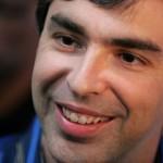 Profil Larry Page si Raja Google