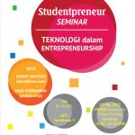 Studentpreneur Seminar: Uwika Mei 2013