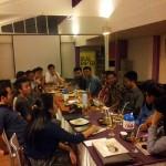 Serunya Studentpreneur Hangout Pertama di Semarang