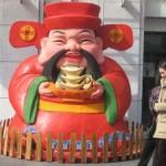 Kisah Dewa Rezeki Cai Shen