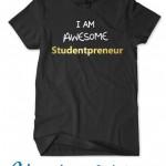 Kaos Keren Untuk Komunitas Studentpreneur