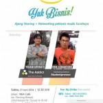 Studentpreneur Hangout Surabaya Juni 2014 – Yuk Bisnis