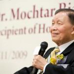 Mochtar Riady, Pendiri Grup Lippo yang Tidak Pernah Berhenti Mengejar Cita–Citanya Semasa Kecil