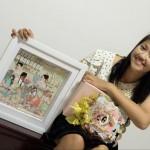 Inspiratifnya Anak SMA Pebisnis Handicraft yang Sukses