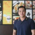 Pemuda Ini Meraup Keuntungan Besar dari Berbisnis Sushi
