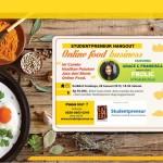 Studentpreneur Meetup January 2015 – Online Food Business