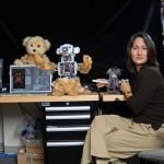Yuk Bertemu Dengan Wanita Pembuat Robot Sosial Pertama di Dunia