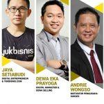 Surabaya Bisnis Forum 2017 Mengajak Bisnis Anak Muda Mempercepat bisnisnya Melalui Go-Online
